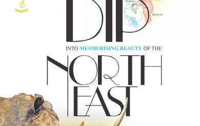 Dip into Mesmerising Beauty of the North East