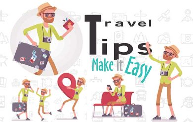 Travel Tips: Make it Easy
