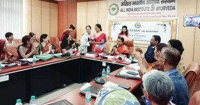 AYUSH institute The two day training programme organised by Ayurveda Institute pulled 30 participants from AYUSH institutes 390x205 - AIIA and IIM-Kozhikode trains 30 AYUSH women participants in management skills