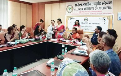 AIIA and IIM-Kozhikode trains 30 AYUSH women participants in management skills