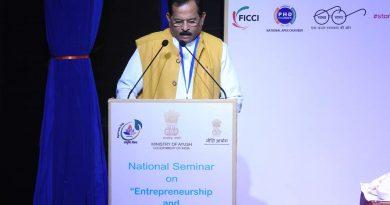 Ayush minister 390x205 - Modern technologies can help endorse Ayurveda: AYUSH Minister