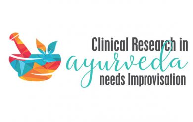 Clinical Research in Ayurveda needs Improvisation