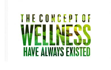 The Concept of Wellness  have always Existed