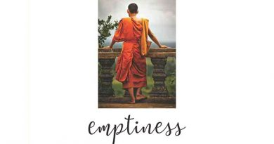 Ayurvedsutra Vol 05 issue 12 5a 390x205 - Emptiness