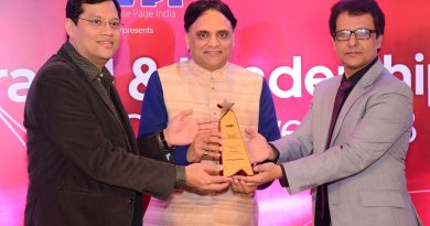 pratap chauhan 390x205 - 'India's Most Admired Leader in Healthcare' and 'Sankalp Se Siddhi' Awards for Dr Partap Chauhan