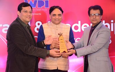 'India's Most Admired Leader in Healthcare' and 'Sankalp Se Siddhi' Awards for Dr Partap Chauhan