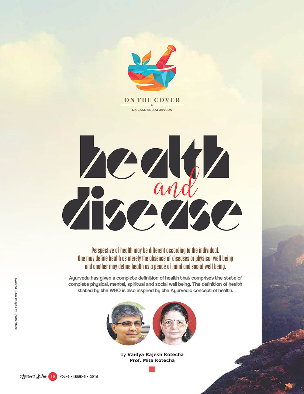 Ayurvedsutra Vol 06 issue 01 02 12 - Health and Disease
