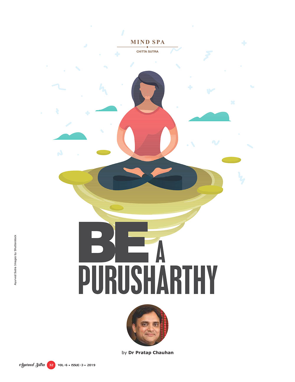 Ayurvedsutra Vol 06 issue 01 02 34 - Be a Purusharthy