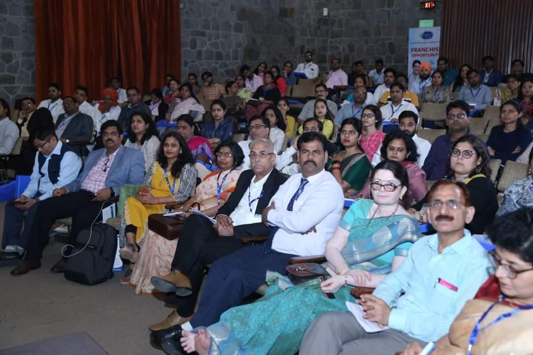 Mita Kotecha at TRICHON - Tichon2019 mark its presence in Delhi