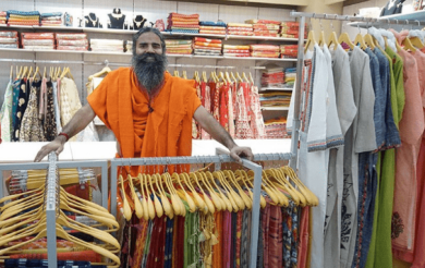 500 Patanjali Paridhan stores in the offing