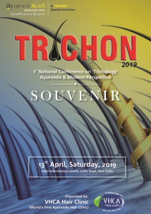 sov cover - Tichon2019 mark its presence in Delhi