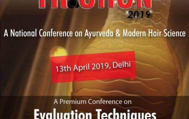 Tichon2019 mark its presence in Delhi