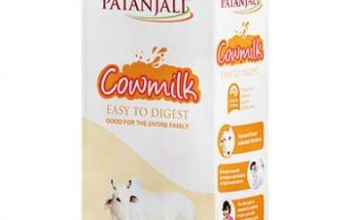 Patanjali takes on Amul and Mother Dairy, launches toned milk