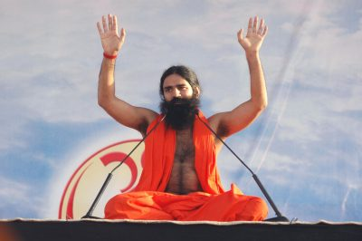 baba ramdev 400x266 - If we play with the environment, we will face the consequences: Baba Ramdev