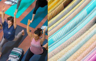 Khadi the flavor of International Day of Yoga