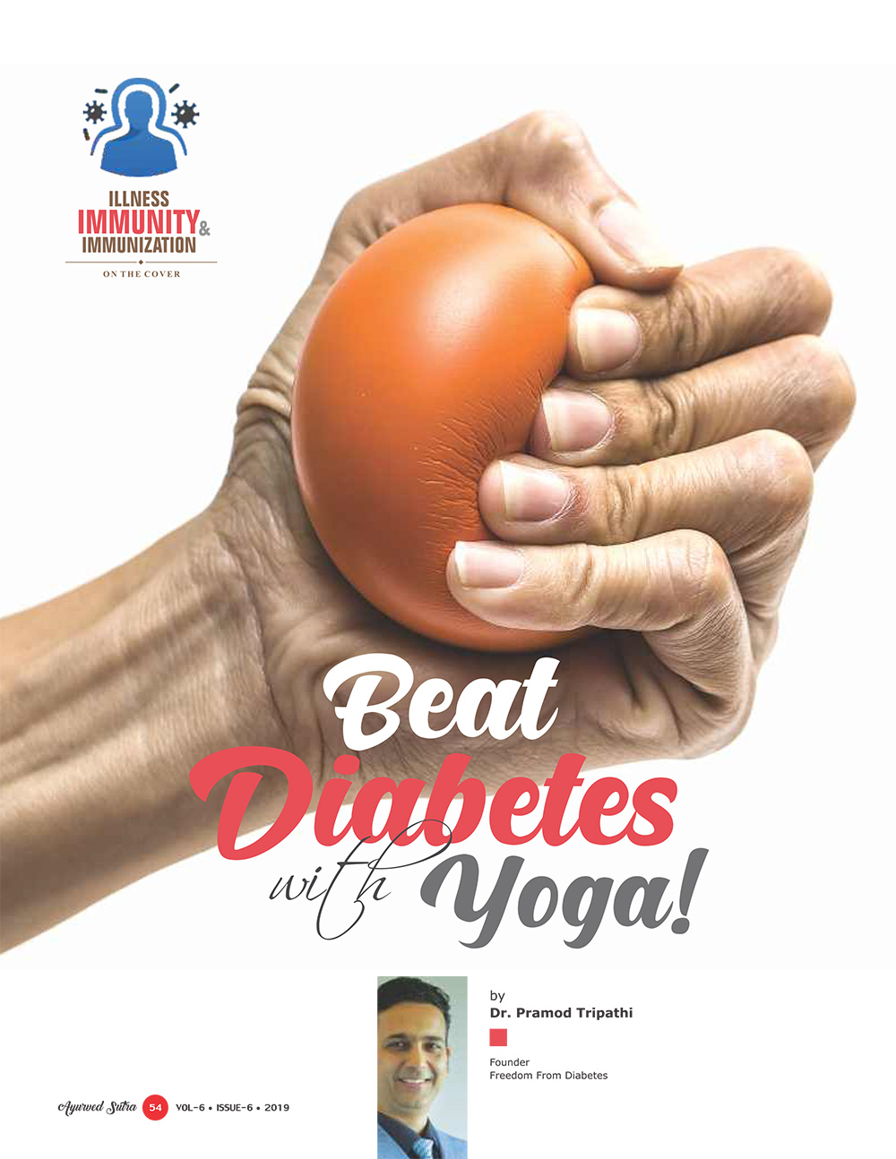 Beat Diabetes with Yoga!