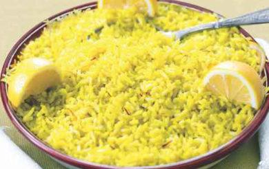Lemon Rice : benefits of Amla Rasa