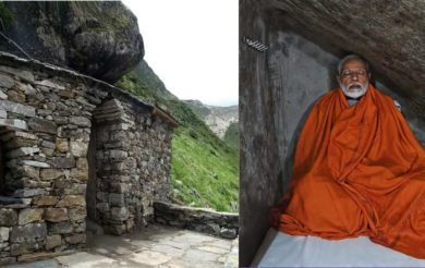 Prime Minister's Meditation Cave is now the new Tourist Destination